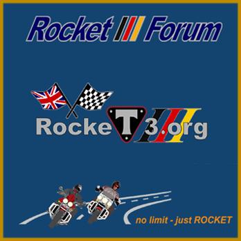 Triumph Rocket III Forum